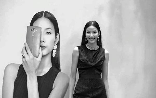 Hoàng Thùy: Tôi thuộc top người mẫu có cát-xê cao