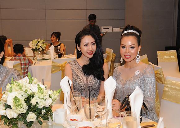 Ngắm vẻ đẹp sang trọng của Người đẹp Bình Dương Nguyễn Thùy Trang