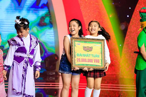 Ái My, Koh Sammi bứt phá thành công trong đêm thi bán kết