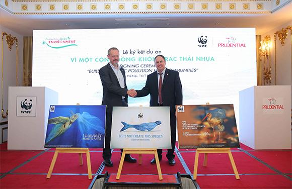 Prudential triển khai chuỗi hoạt động hướng đến thay đổi nhận thức của người dân Việt Nam về tác động của nhựa đến môi trường