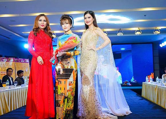 Lộ diện thí sinh tiềm năng tại cuộc thi Hoa Hậu Thương Hiệu Việt 2018 diễn ra tại Đà Nẵng