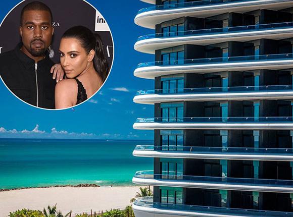 Kim Kardashian được chồng tặng quà Giáng sinh 14 triệu USD