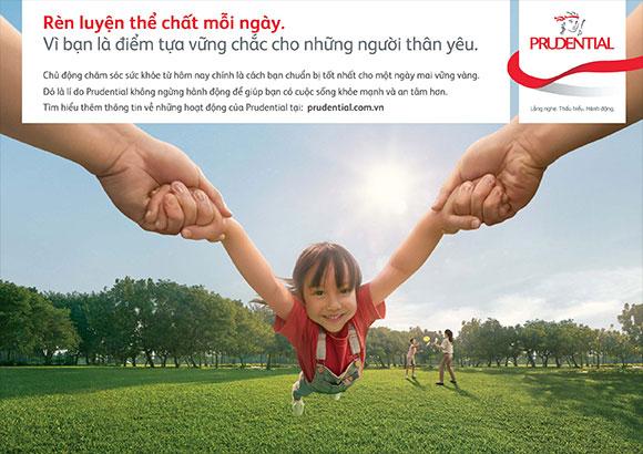 """Tập Prudential chính thức ra mắt chiến dịch thương hiệu mới """"We DO - Chúng ta là những người sống Hành Động"""""""