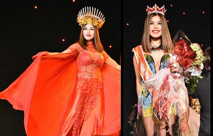 Hoa hậu Lâm Gia Hân nhận danh hiệu Nữ hoàng doanh nhân đại sứ tại Mỹ