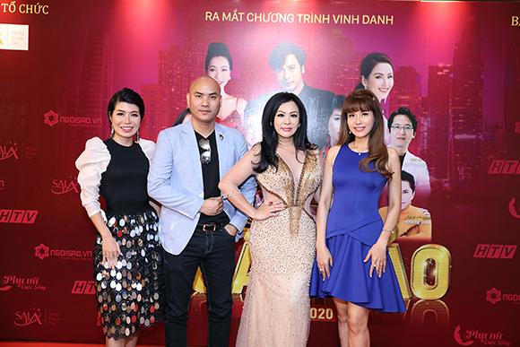 Hoa hậu Diễm Hương hội ngộ diễn viên Đoàn Minh Tài trên vị trí thành viên thẩm định Đẹp Hoàn Hảo.