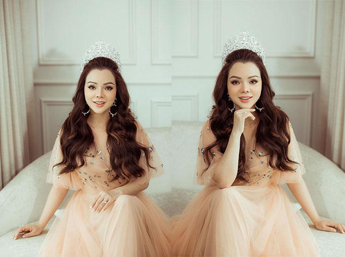 Hoa hậu Ruby Anh Phạm truyền thông điệp cho Phụ Nữ