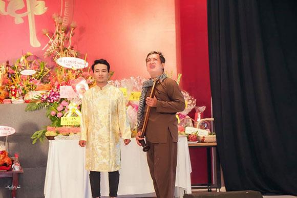 Đạo diễn Thanh Quỳnh lần đầu tiên tổ chức Giỗ Tổ hoành tráng trên sân khấu