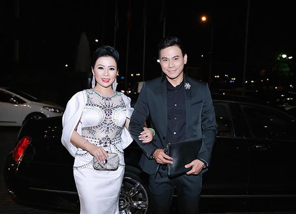CEO, hoa hậu Kristine Thảo Lâm và diễn viên Trí Quang cặp đôi vàng trong thế giới giải trí