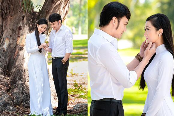 Bạch mã hoàng tử Bolero Kim Tiểu Long trải lòng lý do kết hợp với ngọc nữ Bolero Tina Ngọc Lan trong dự án âm nhạc?