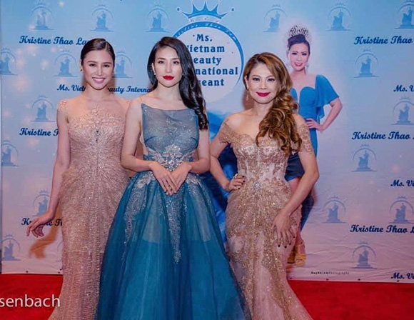 Gương mặt nghệ sĩ nào sẽ có mặt tại Ms Vietnam Beauty International Pageant  lần thứ 12